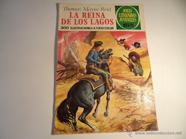 JOYAS LITERARIAS. Nº 61. BRUGUERA. (Z-2) (Tebeos y Comics - Bruguera - Joyas Literarias)
