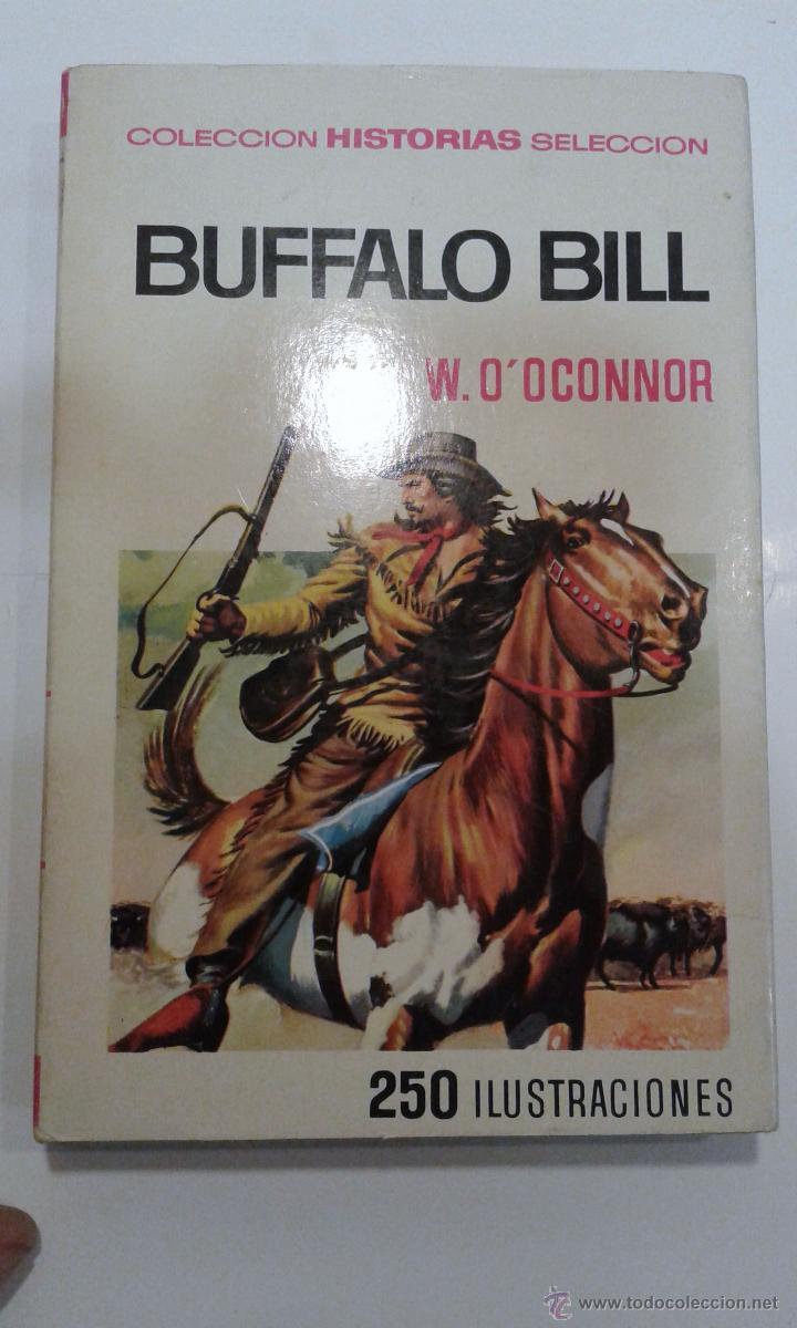 COLECCION HISTORIAS SELECCION BRUGUERA BUFFALO BILL (Tebeos y Comics - Bruguera - Otros)