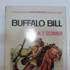 Tebeos: COLECCION HISTORIAS SELECCION BRUGUERA BUFFALO BILL. Lote 52601034