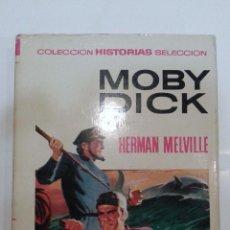 Tebeos: COLECCION HISTORIAS SELECCION BRUGUERA MOBY DICK. Lote 52605155