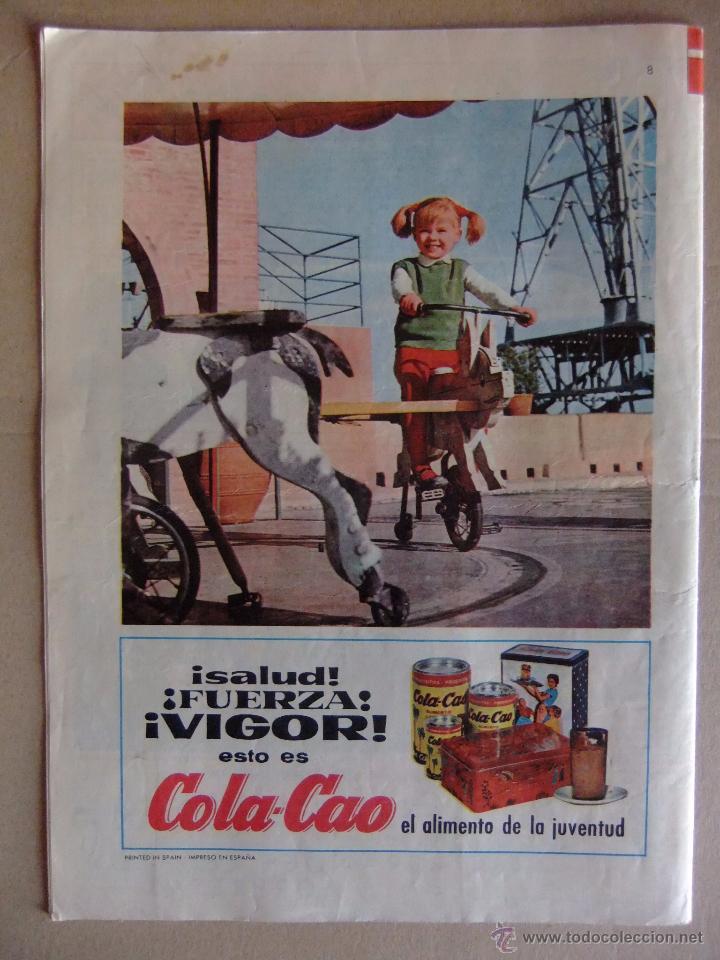 Tebeos: DIN DAN Nº 8 PRIMERA EPOCA JUNIO DE 1965 - Foto 2 - 52610132