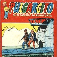 Tebeos: ARCHIVO (194): LUIS Y RAÚL (BRUGUERA, 1954) SUPL. DE PULGARCITO 1252.. Lote 52616627