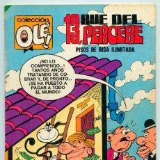 Tebeos: COLECCIÓN OLÉ! - 13, RUE DEL PERCEBE - ED. BRUGUERA - Nº 58 - 4ª EDICIÓN - 1980. Lote 52642577