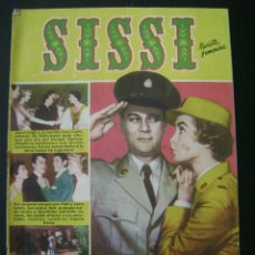 Tebeos: SISSI NOVELAS GRAFICAS Nº 86 FICHA  JANET LEIGH. Lote 52654080