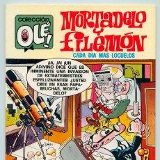 Tebeos: COLECCIÓN OLÉ! - MORTADELO Y FILEMÓN - ED. BRUGUERA - Nº 142 - 2ª EDICIÓN - 1979. Lote 52656522