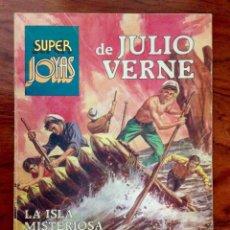 Tebeos: SUPER JOYAS DE JULIO VERNE, Nº 5, EDITORIAL BRUGUERA, 1984.. Lote 52697359
