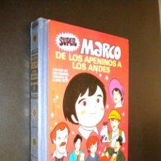 Tebeos: SUPER MARCO DE LOS APENINOS A LOS ANDES. Lote 52801919