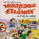 Tebeos: ASES DEL HUMOR Nº 39 MORTADELO Y FILEMON ¡ A POR EL NIÑO! , PRIMERA EDICION 1979. Lote 160590960