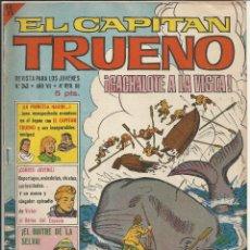 Tebeos: EL CAPITAN TRUENO EXTRA Nº 343 - AÑO VII. Lote 52891420