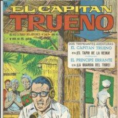 Tebeos: EL CAPITAN TRUENO EXTRA Nº 363 - AÑO VII -. Lote 52894587