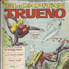 Tebeos: EL CAPITAN TRUENO EXTRA Nº 373 - AÑO VIII. Lote 52895121