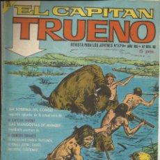Tebeos: EL CAPITAN TRUENO EXTRA Nº 379 - AÑO VIII. Lote 52895169