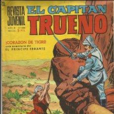 Tebeos: EL CAPITAN TRUENO EXTRA Nº 425 - AÑO IX. Lote 52896458