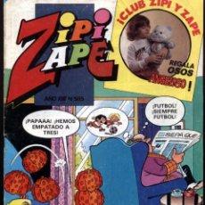 Tebeos: TEBEO ZIPI Y ZAPE - REVISTA SEMANAL 585 AÑO XIII. Lote 52914661