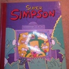 Tebeos: SUPER HUMOR SUPER SIMPSON. LOS SIMPSONS VOLUMEN Nº 3 EDICIONES B. Lote 52933302