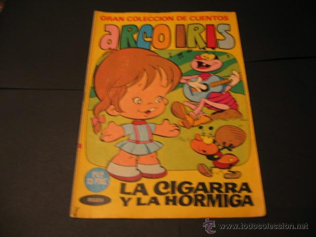 BRUGUERA - GRAN COLECCION DE CUENTOS ARCO IRIS Nº 1 QUE NO TE FALTE EN TU COLECCION (Tebeos y Comics - Bruguera - Otros)