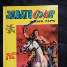 Tebeos: JABATO COLOR Nº 1 - ESCLAVOS DE ROMA. Lote 52939979