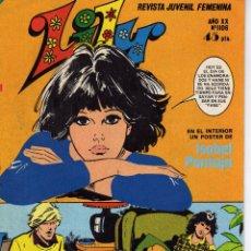 Tebeos: LILY REVISTA JUVENIL FEMENINA NÚMERO 1106 ED. BRUGUERA 1983. Lote 52941942