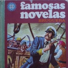Tebeos: FAMOSAS NOVELAS VOLUMEN VII - BRUGUERA, 1979. Lote 52942410