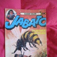Tebeos: JABATO Nº 5 - BRUGUERA. Lote 52980300