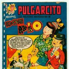 Tebeos: PULGARCITO - SERIE MAGOS DEL LÁPIZ - Nº 13 - DON PÍO - PEÑARROYA - ED. BRUGUERA - 1950. Lote 53002429
