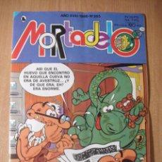 Tebeos: MORTADELO AÑO XVIII Nº 265- ED BRUGUERA - AÑO 1986. Lote 53003372