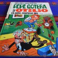 Tebeos: ALEGRES HISTORIETAS Nº 10 PEPE GOTERA Y OTILIO. BRUGUERA 1971. EN ABRIL, CHAPUZAS MIL.. Lote 53061081