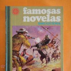 Tebeos: FAMOSAS NOVELAS VOLUMEN XVI - BRUGUERA 1ª EDICION 1979 - 3900 ILUSTRACIONES A TODO COLOR .. Lote 53083029