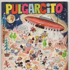 Tebeos: PULGARCITO ALMANAQUE 1969 (BRUGUERA 1968) CON SHERIFF KING Y GALAX EL COSMONAUTA.. Lote 53124644