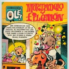 Tebeos: COLECCIÓN OLÉ! - MORTADELO Y FILEMÓN - ED. BRUGUERA - Nº 216 - 1ª EDICIÓN - 1981. Lote 53165305