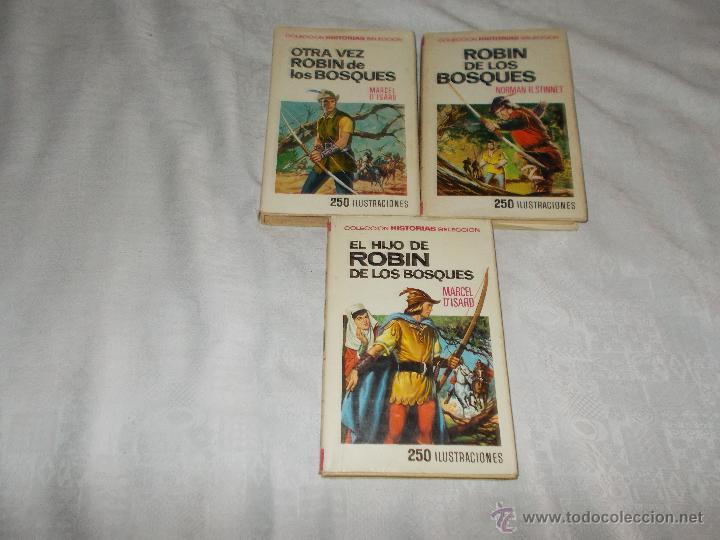 HISTORIAS SELECCIÓN SERIE GRANDES AVENTURAS 4 NÚMEROS (Tebeos y Comics - Bruguera - Historias Selección)
