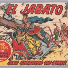 Tebeos: EL JABATO. ¡LOS SICARIOS DE KIRO!. Lote 53211226