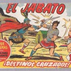 Tebeos: EL JABATO. ¡DESTINOS CRUZADOS!. Lote 53211247