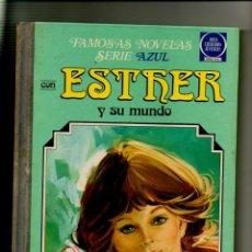 Tebeos: FAMOSAS NOVELAS ESTHER Y SU MUNDO 3 - BRUGUERA 1984 - 3ª ED. Lote 53243298