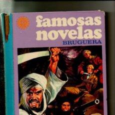 Tebeos: FAMOSAS NOVELAS 17 XVII - BRUGUERA 1979 - 1ª ED. Lote 53243368