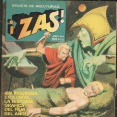 Tebeos: ¡ ZAS !. Nº 4. BRUGUERA 1979. (RF.MA). C/ 40.. Lote 53288119
