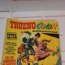 Tebeos: TRUENO COLOR - TERCERA ÉPOCA - N°10 - BRUGUERA. Lote 53336671