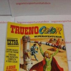 Tebeos: TRUENO COLOR - TERCERA ÉPOCA - N°9 - BRUGUERA. Lote 53337099