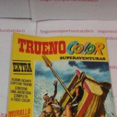 Tebeos: TRUENO COLOR - TERCERA ÉPOCA - N°8 - BRUGUERA. Lote 53337224
