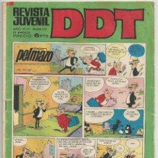 Tebeos: DDT Nº 173 - BRUGUERA 1970. Lote 53337395