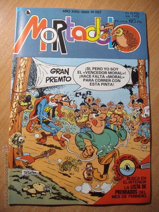 MORTADELO AÑO XVIII Nº 267- ED. BRUGUERA (Tebeos y Comics - Bruguera - Mortadelo)