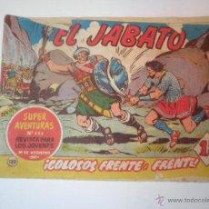 Tebeos: JABATO Nº 281 LOS FANTASMAS DE WONG-WAH 1964. Lote 53390099