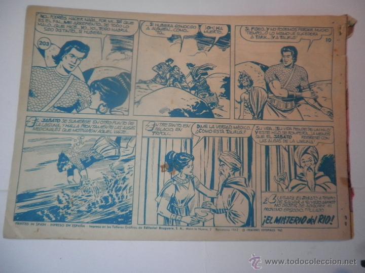 Tebeos: JABATO Nº 281 LOS FANTASMAS DE WONG-WAH 1964 - Foto 2 - 53390099