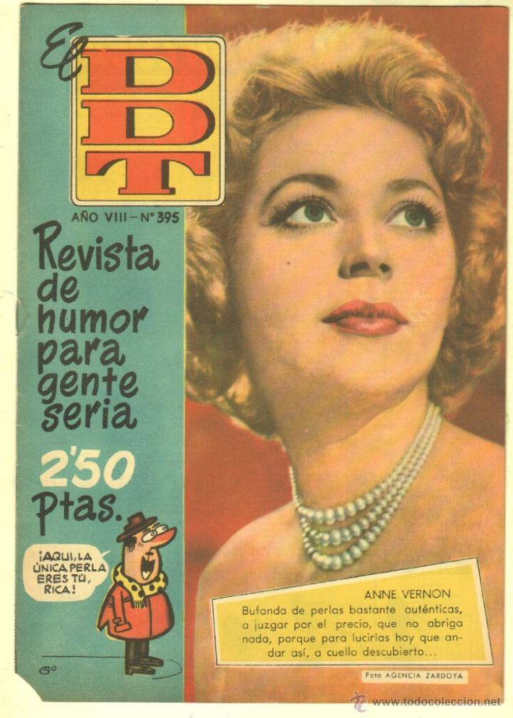 Tebeos: EL DDT EDI. BRUGUERA 1951 - LOTE 232 EJEMPLARES DIFERENTES, PRECIO DE NAVIDAD - SE VENDEN SUELTOS - Foto 11 - 122993572