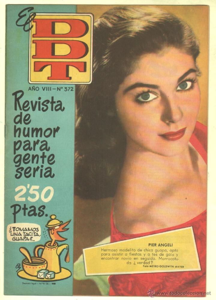 Tebeos: EL DDT EDI. BRUGUERA 1951 - LOTE 232 EJEMPLARES DIFERENTES, PRECIO DE NAVIDAD - SE VENDEN SUELTOS - Foto 20 - 122993572