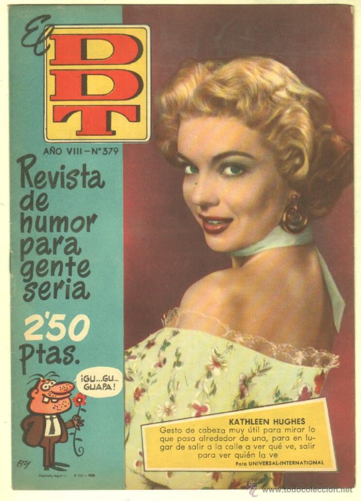 Tebeos: EL DDT EDI. BRUGUERA 1951 - LOTE 232 EJEMPLARES DIFERENTES, PRECIO DE NAVIDAD - SE VENDEN SUELTOS - Foto 21 - 122993572