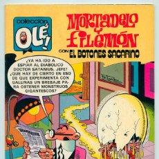 Tebeos: COLECCIÓN OLÉ! - MORTADELO Y FILEMÓN - ED. BRUGUERA - Nº 232 - 1ª EDICIÓN - 1981. Lote 53417316