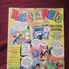 BDs: REVISTA MORTADELO AÑO II Nº 48 BRUGUERA 1971 TEBENI. CORSARIO DE HIERRO, BLUEBERRY. Lote 53430548