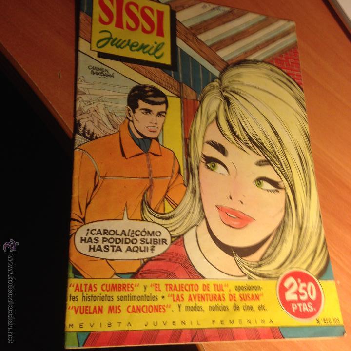Tebeos: SISSI JUVENIL LOTE 45 (BRUGUERA) (COIB112) - Foto 9 - 53464804