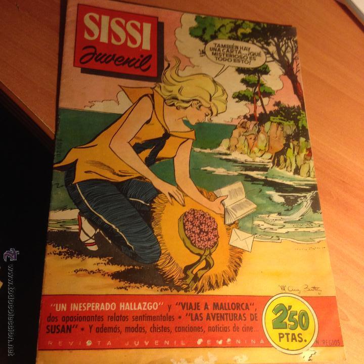 Tebeos: SISSI JUVENIL LOTE 45 (BRUGUERA) (COIB112) - Foto 14 - 53464804